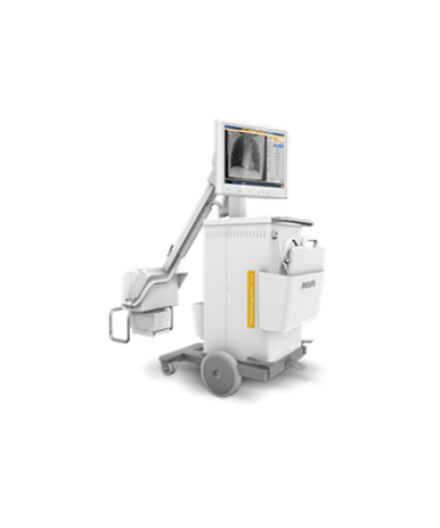 Передвижной рентгеновский аппарат MobileDiagnost Opta
