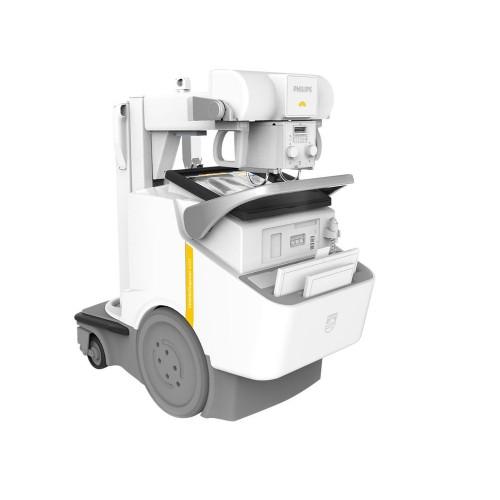 Мобильная цифровая рентгеновская система MobileDiagnost wDR
